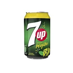 Seven Up Mojito 33cl